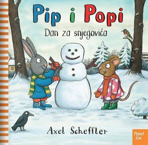 Pip i Popi: dan za snjegovića