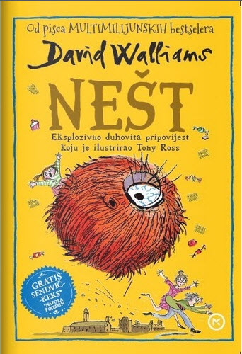 3-Nešt / David Walliams